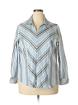 DCC Long Sleeve Blouse Size 18 (Plus)