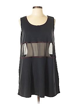 Anne Klein Short Sleeve Top Size L