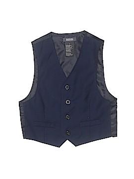 Kenneth Cole REACTION Tuxedo Vest Size 6