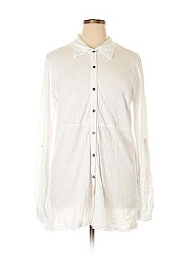 Mod-O-Doc Long Sleeve Button-Down Shirt Size XL