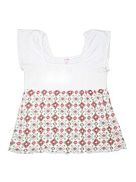 Lena Short Sleeve Blouse Size XL