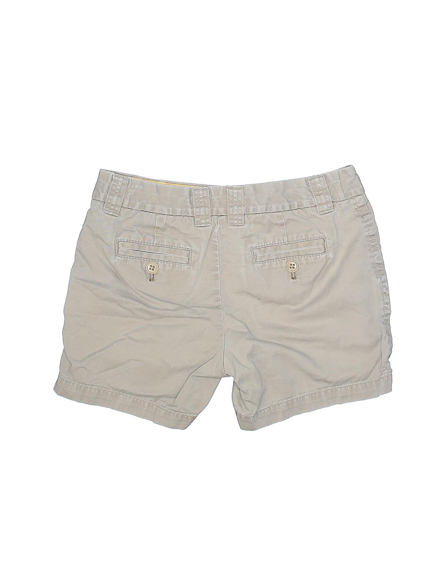 Shorts J Khaki Winter Leisure Crew qO1IIw