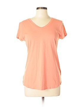 Garnet Hill Short Sleeve T-Shirt Size L