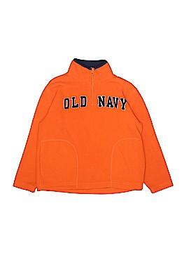 Nike Fleece Jacket Size 6 - 7