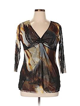 Grace Elements 3/4 Sleeve Blouse Size XL