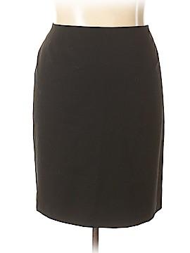 Jones New York Casual Skirt Size 24 (Plus)