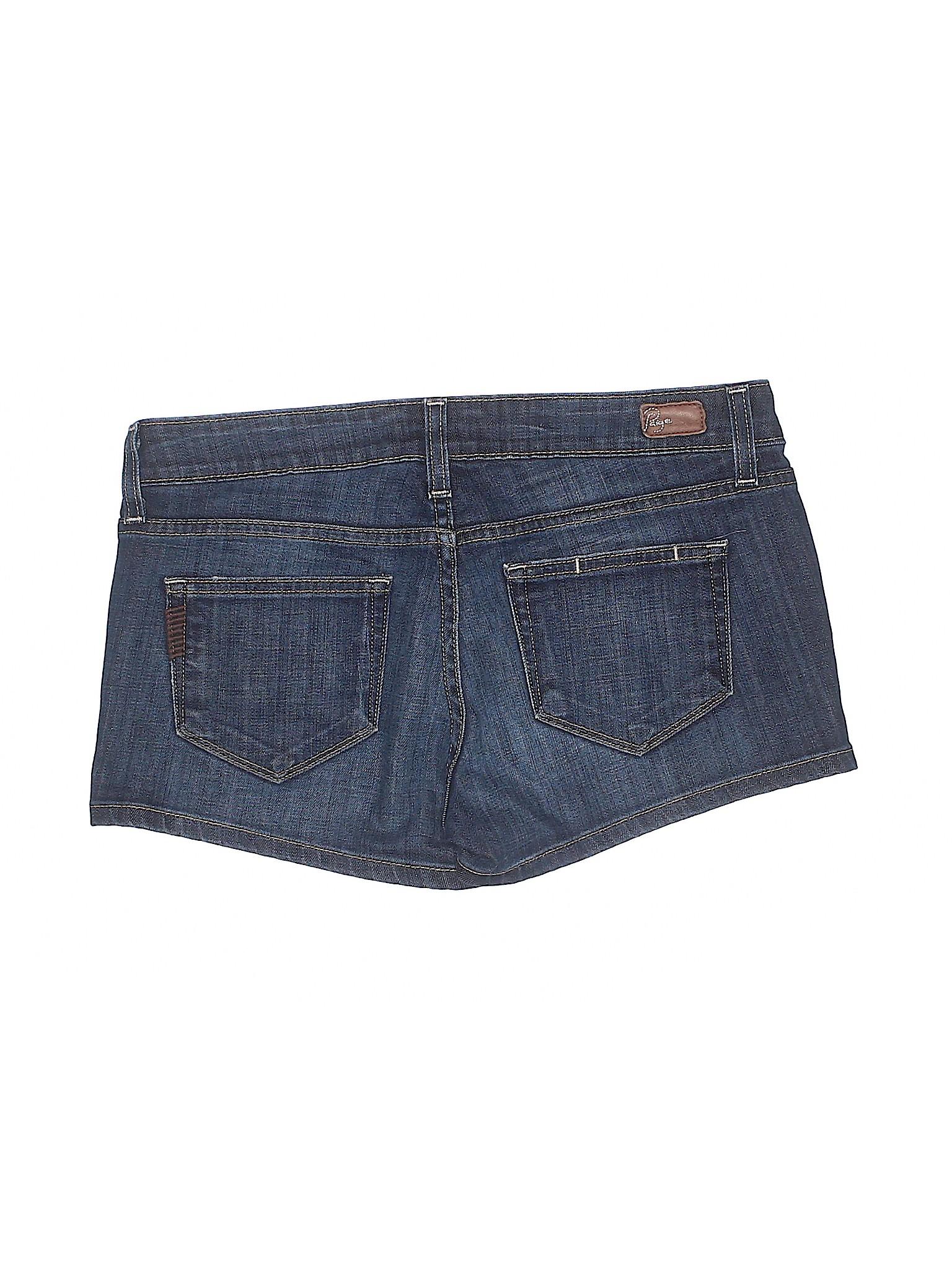 leisure Paige Boutique leisure Shorts Boutique Denim 16ax1Eqnw