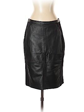 Halogen Leather Skirt Size 4