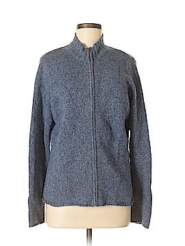 L.L.Bean Wool Cardigan Size M