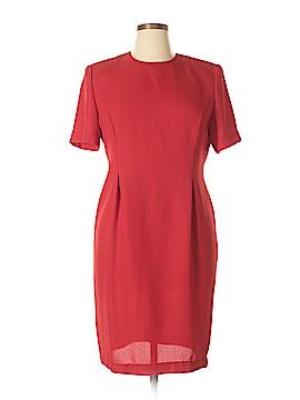 Leslie Fay Casual Dress Size 14 (Petite)