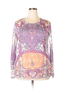 Laura Ashley Long Sleeve T-Shirt Size XXL