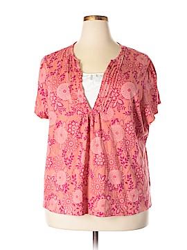 Cotton On Short Sleeve T-Shirt Size 2X (Plus)