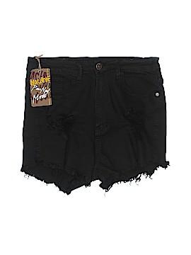 Machine Denim Shorts Size L