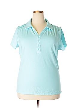 Avenue Short Sleeve Polo Size 18 - 20 Plus (Plus)