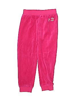 Juicy Couture Fleece Pants Size 4T