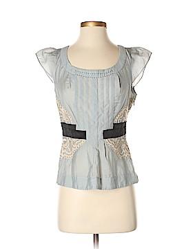 Floreat Short Sleeve Blouse Size 0