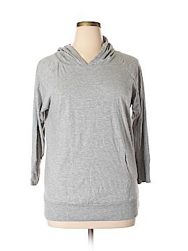 Splash Pullover Hoodie Size 3X (Plus)