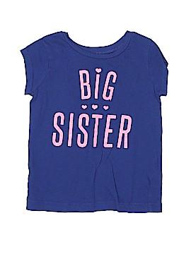 Carter's Short Sleeve T-Shirt Size 4