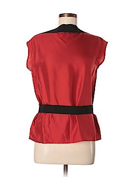 Ann Demeulemeester Short Sleeve Blouse Size 34 (EU)