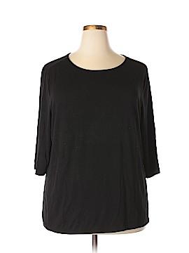 Grace Elements Short Sleeve T-Shirt Size 3X (Plus)