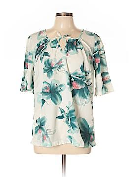 JunaRose Short Sleeve Blouse Size 12 (Plus)