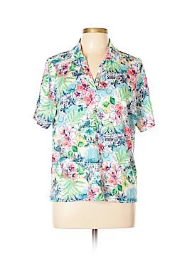 Cathy Daniels Short Sleeve T-Shirt Size L