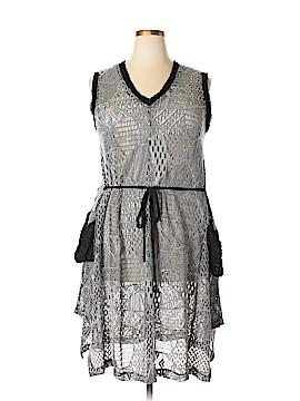 Lily by Firmiana Casual Dress Size 2X (Plus)