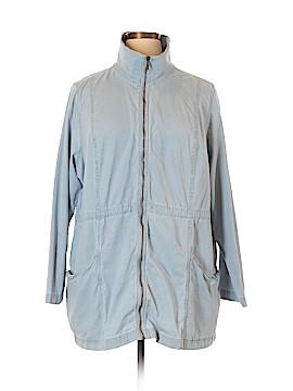 D&Co. Denim Jacket Size 2X (Plus)
