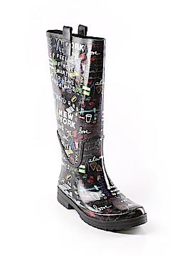 DKNY Rain Boots Size 9