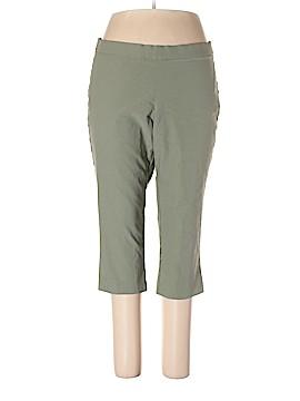 Laura Scott Casual Pants Size 1X (Plus)