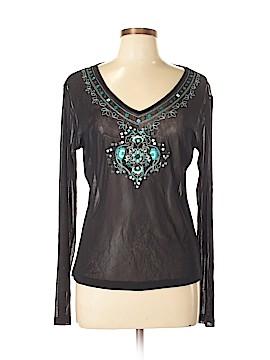 New Balance Long Sleeve Blouse Size L
