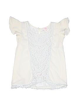 GB Girls Short Sleeve Blouse Size X-Large (Tots)