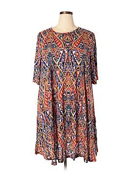 Allison Taylor Casual Dress Size 22 (Plus)