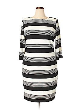 Carmakoma Casual Dress Size 24 Plus (XL) (Plus)