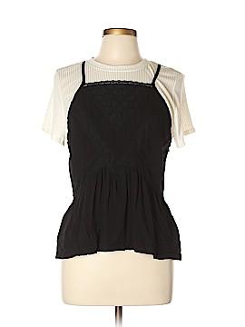 Candela Short Sleeve Top Size L