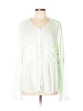 Sam & Lavi Long Sleeve Blouse Size L