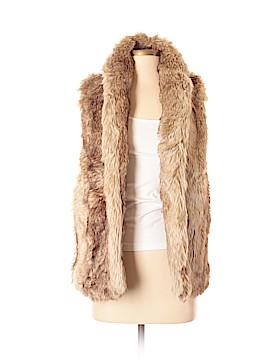 Honey Punch Faux Fur Jacket Size Sm - Med