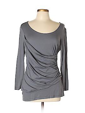Velvet Long Sleeve Blouse Size XL
