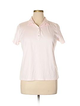 L.L.Bean Short Sleeve Polo Size XL