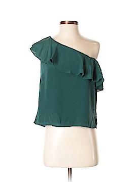 Maeve Sleeveless Silk Top Size 2