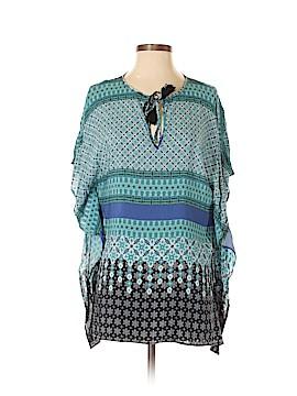 Karen Kane Short Sleeve Blouse Size S