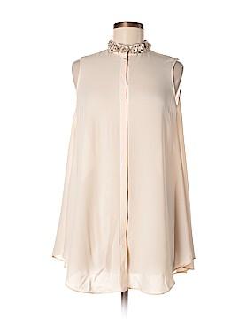 Alexander McQueen Sleeveless Blouse Size 38 (IT)