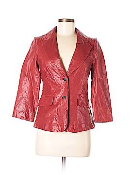 Elizabeth and James Leather Jacket Size 6