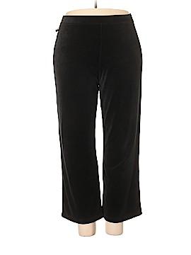 Ralph Lauren Velour Pants Size XL