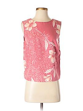 Tommy Bahama Sleeveless Silk Top Size S