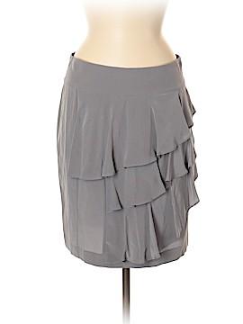 Les Petites... Collection Silk Skirt Size 40 (FR)