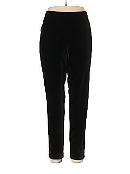 Kate & Mallory designs Velour Pants Size 1X (Plus)