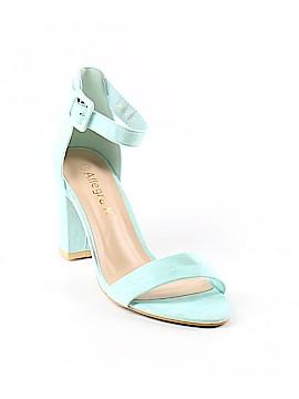 Allegra K Heels Size 8 1/2