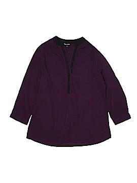 Fashion Web 3/4 Sleeve Blouse Size L