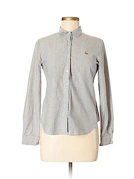 Kling Long Sleeve Button-Down Shirt Size 2
